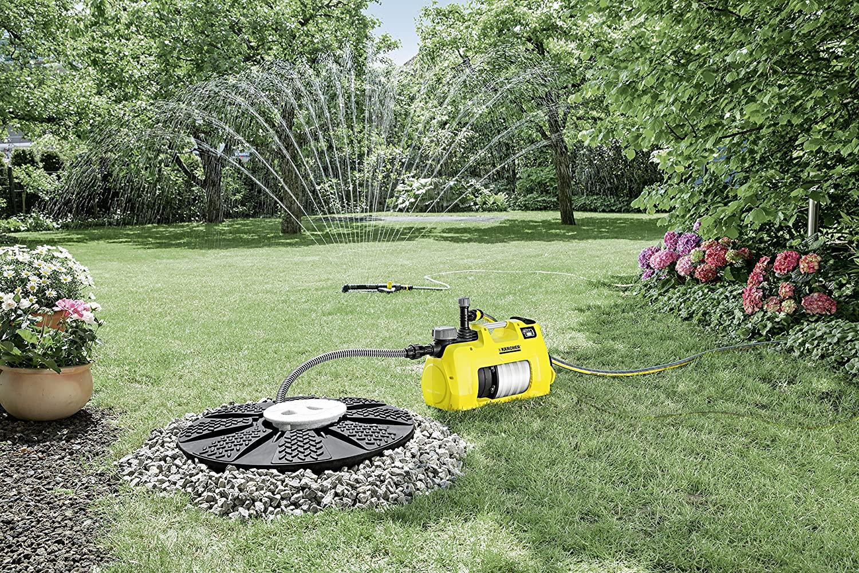 Kärcher Gartenpumpe BP 7 Home & Garden | Hauswasserwerk ...