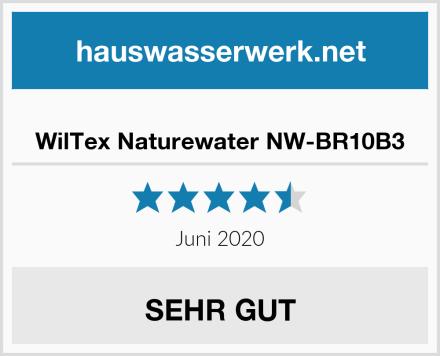 WilTex Naturewater NW-BR10B3 Test