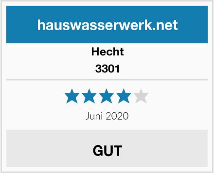 Hecht 3301 Test