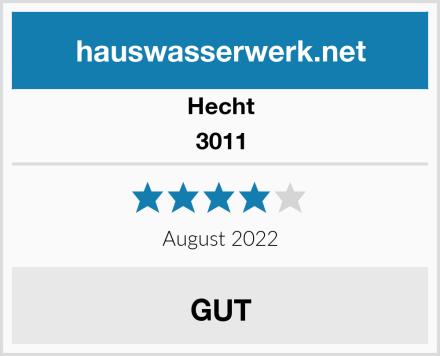 Hecht 3011 Test
