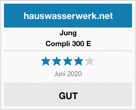 Jung Compli 300 E Test