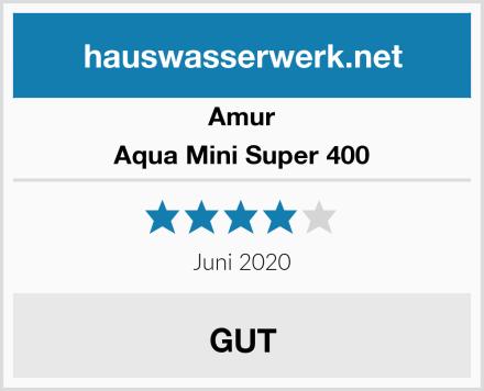 Amur Aqua Mini Super 400 Test