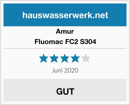 Amur Fluomac FC2 S304 Test
