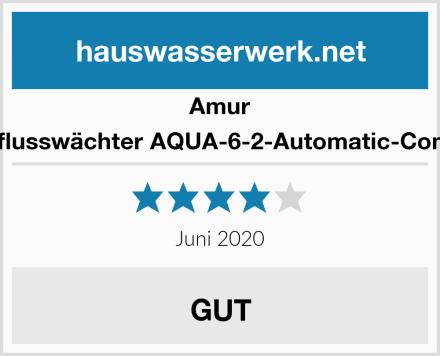 Amur Durchflusswächter AQUA-6-2-Automatic-Controller Test
