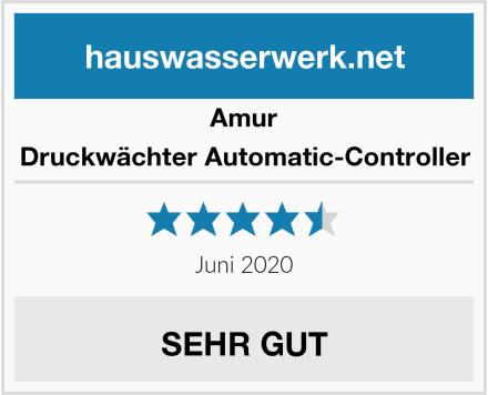 Amur Druckwächter Automatic-Controller Test