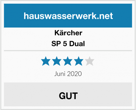 Kärcher SP 5 Dual Test