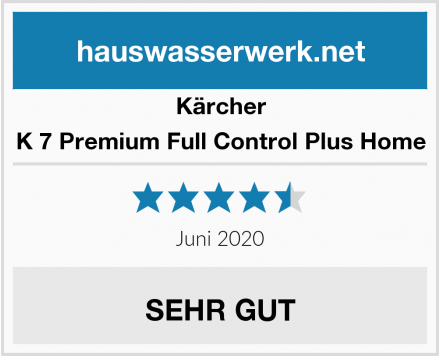 Kärcher K 7 Premium Full Control Plus Home Test