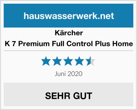 Kärcher K 7 Premium Full Control Plus Home Test