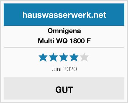 Omnigena Multi WQ 1800 F Test