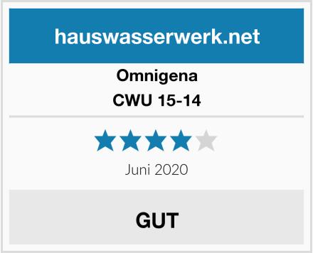 Omnigena CWU 15-14 Test
