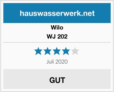 Wilo WJ 202 Test