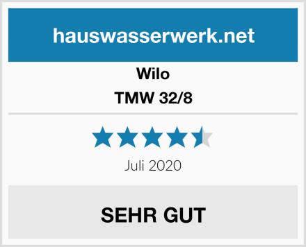 Wilo TMW 32/8 Test