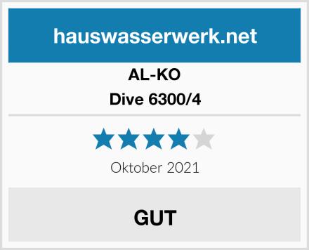 AL-KO Dive 6300/4 Test