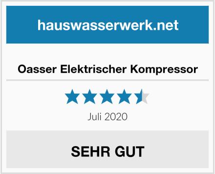 Oasser Elektrischer Kompressor Test