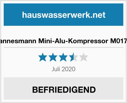 Mannesmann Mini-Alu-Kompressor M01790 Test