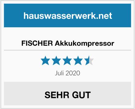FISCHER Akkukompressor Test