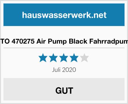 BETO 470275 Air Pump Black Fahrradpumpe Test