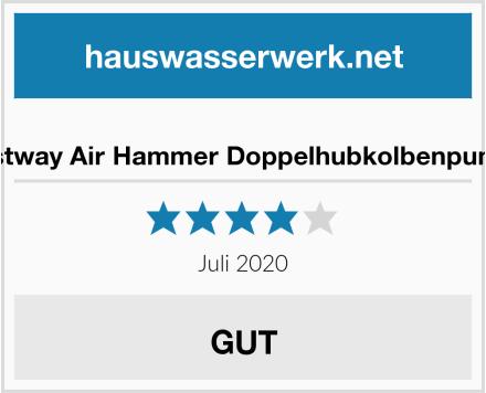 Bestway Air Hammer Doppelhubkolbenpumpe Test
