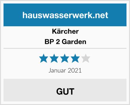 Kärcher BP 2 Garden Test