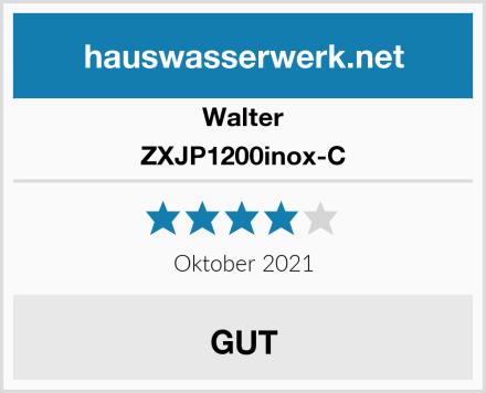 Walter ZXJP1200inox-C Test