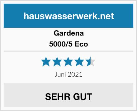 Gardena 5000/5 Eco Test