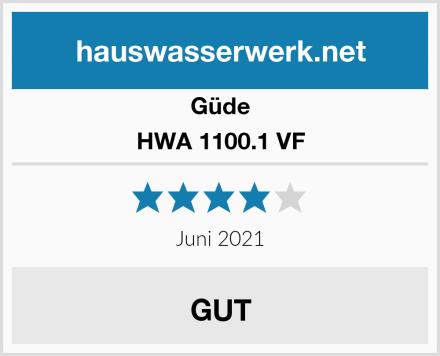 Güde HWA 1100.1 VF Test