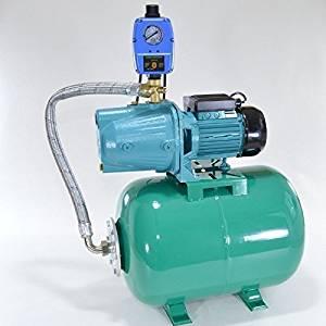 Hauswasserwerke mit Druckkessel