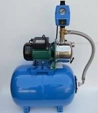 Hauswasserwerke mit Trockenlaufschutz