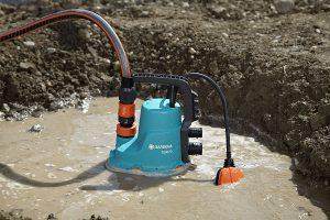 Schmutzwasserpumpen