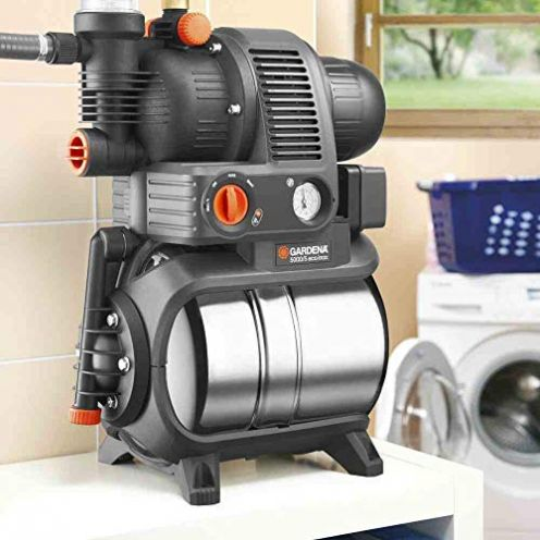 Gardena 01756-61 Hauswasserwerk 5000/5 eco inox