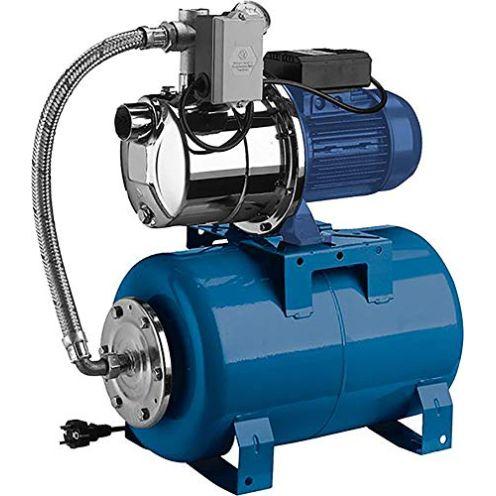 Edelstahl-Hauswasserwerk GP-JEXM 120-24