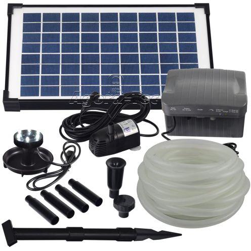 Agora-Tec AT-Solar Bachlaufpumpe