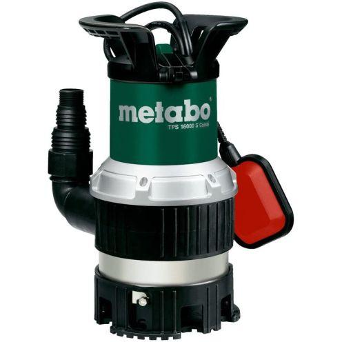 Metabo Kombi-Tauchpumpe TPS16000S