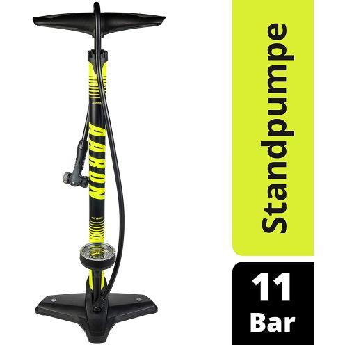AARON Sport One Fahrrad Standpumpe