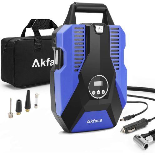 Akface Kompressor-Luftpumpe