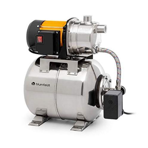 blumfeldt Liquidflow 1200 - INOX Pro Hauswasserwerk