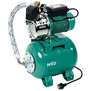Wilo Hauswasserwerke